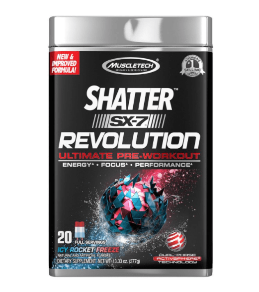 Shatter SX-7 Revolution