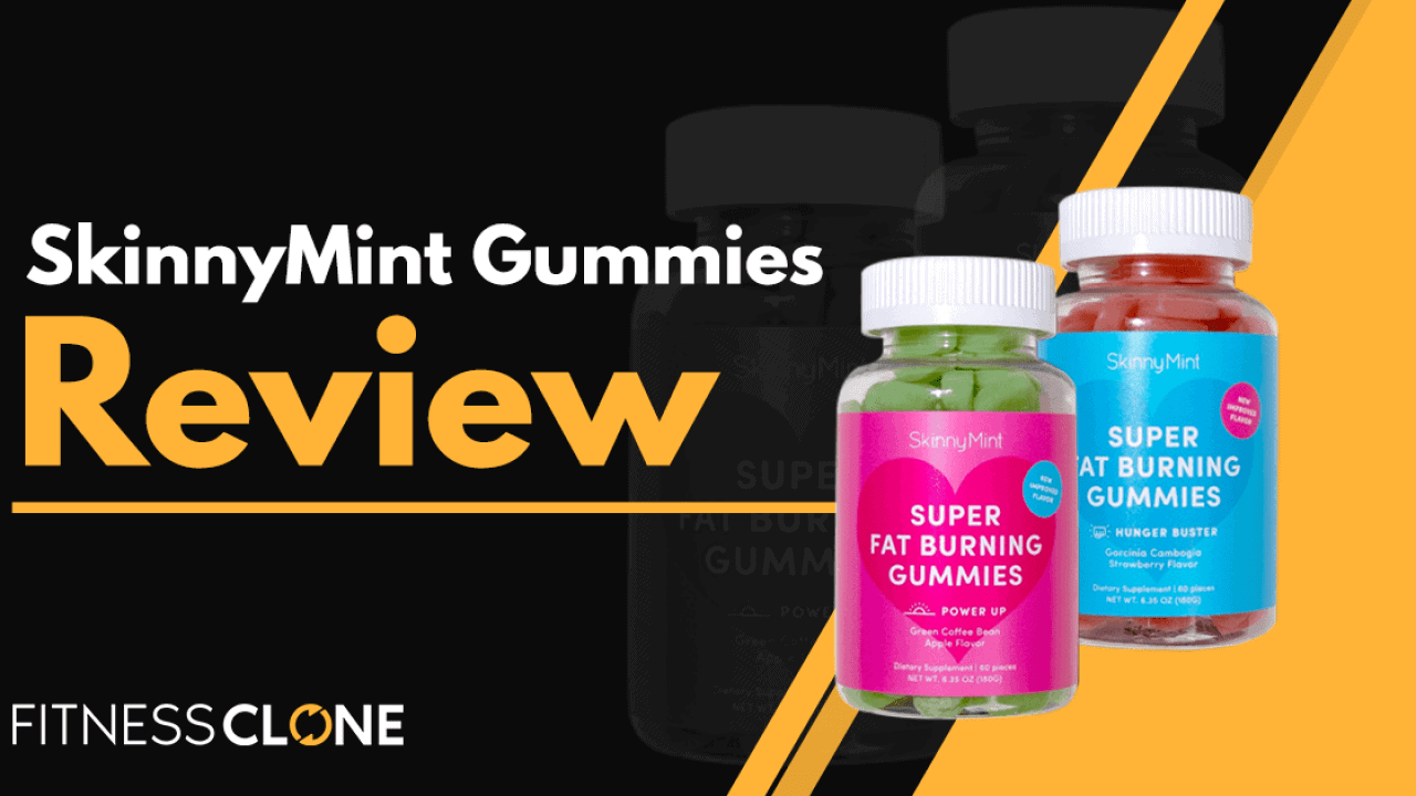 Skinnymint Gummies Review Can These Gummies Help You Burn Fat