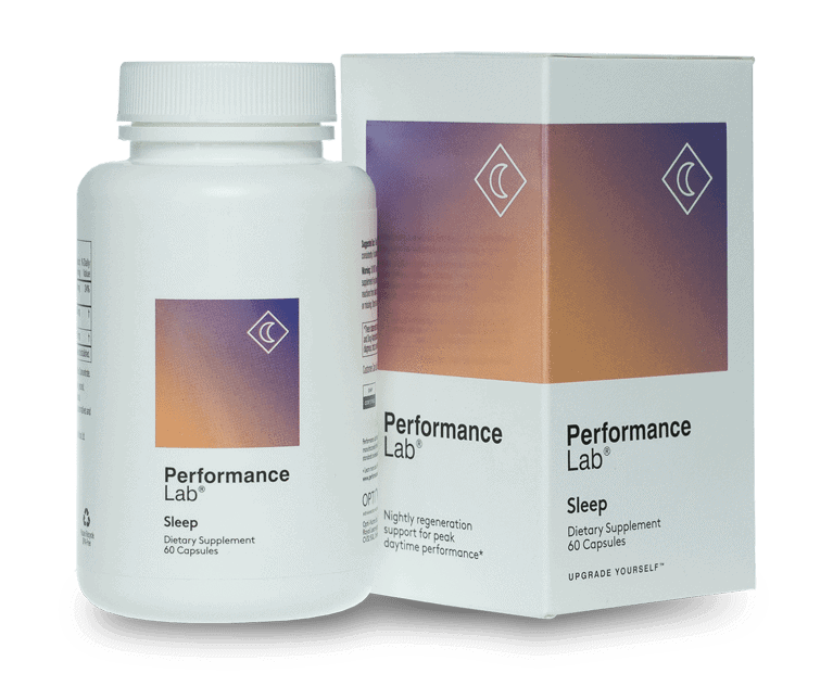 Performance Lab Sleep Review Will This Supplement Help You Sleep