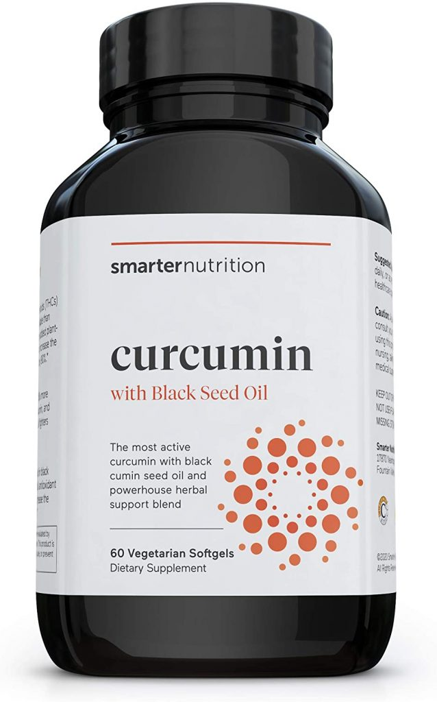 Smarter Turmeric Curcumin