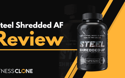 Steel Shredded AF Review – Should You Use This Supplement?