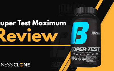 Super Test Maximum Review – A Look At This Supplement From Beast Sports Nutrition