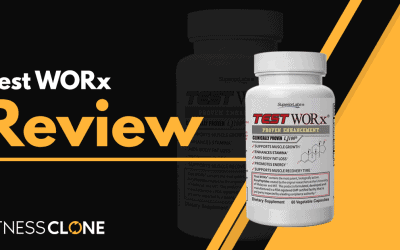 Test WORx Review – Does This Natural Testosterone Booster Really Work?
