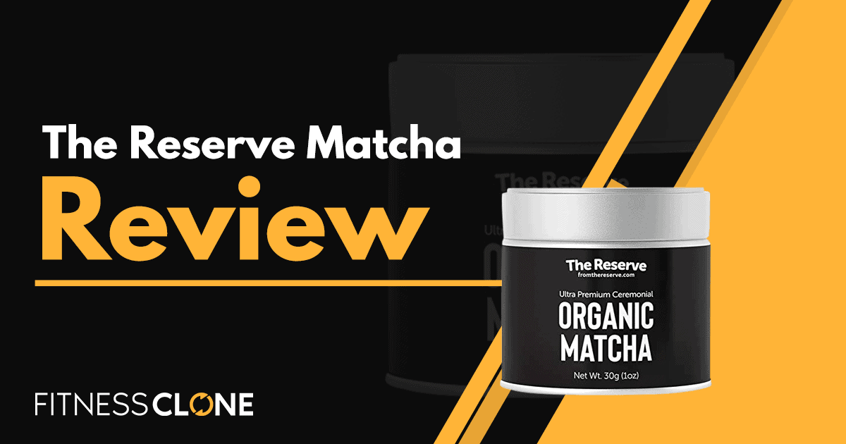 The Reserve Matcha Review