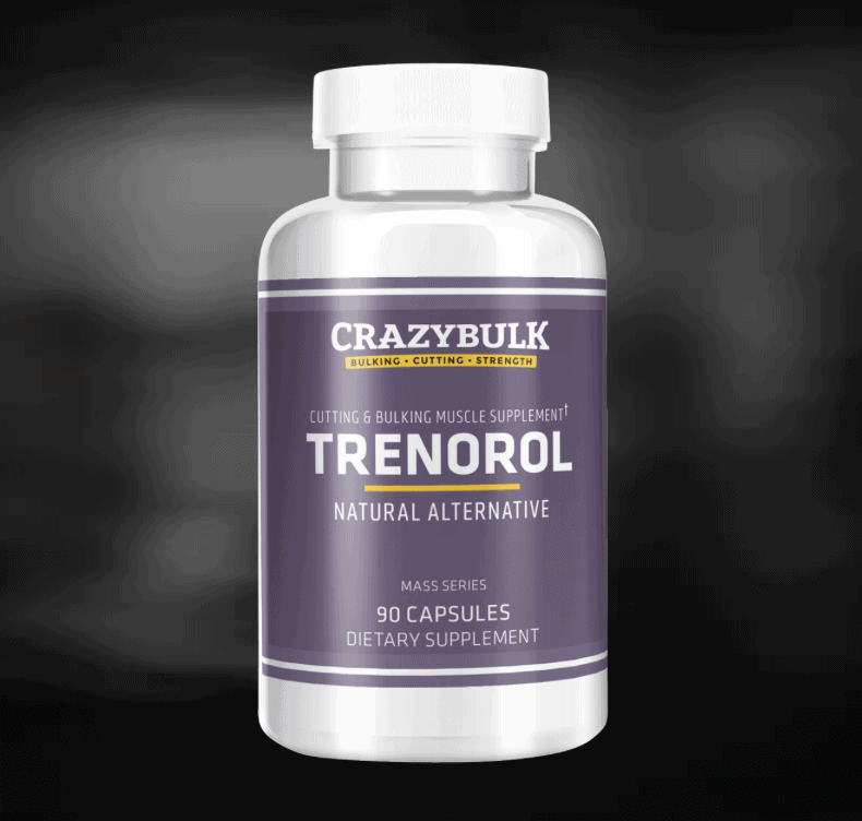 Trenorol bottle