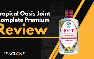Tropical Oasis Joint Complete Premium Review – Will This Supplement Improve Your Bone And Joint Health?