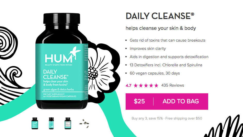 Where To Buy Hum Daily Cleanse