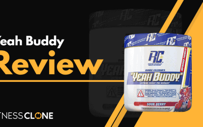 Yeah Buddy Review – A Look At This Pre-Workout