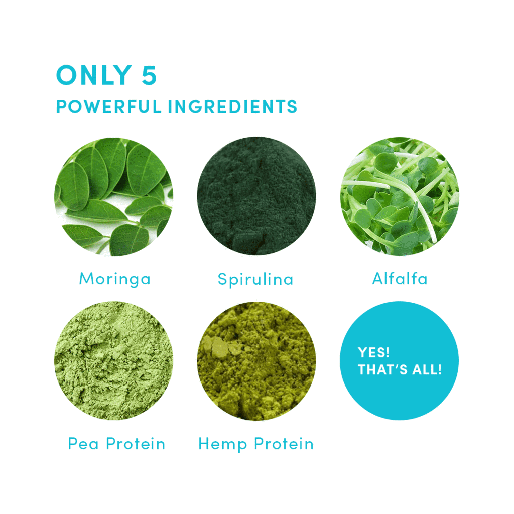Your Super Skinny Protein ingredients