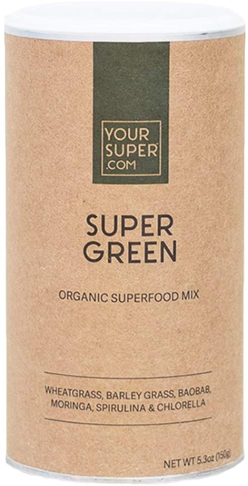 Your Super Super Green Mix