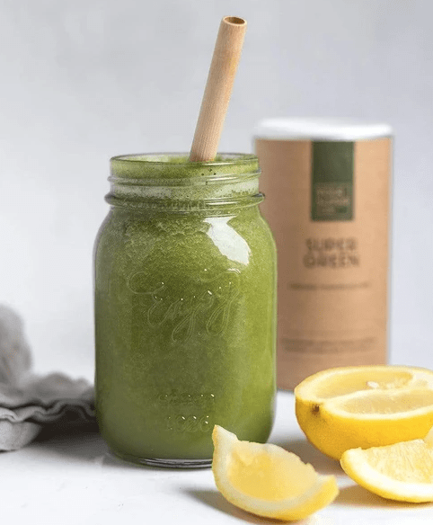 Your Super Super Green Mix Smoothie