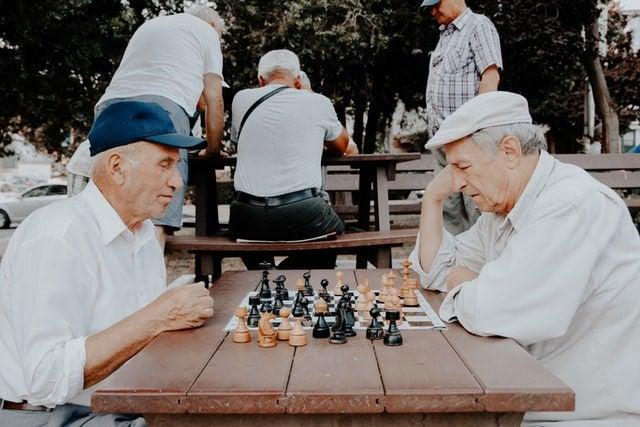 multivitamin for seniors playing