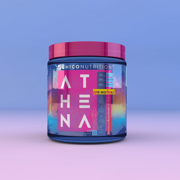 ATHENA Unleashed Pre-Workout