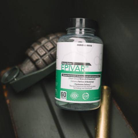 Epivar Bottle