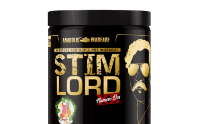 Stim Lord Numero Dos Review – A Nootropic Pre-Workout From Anabolic Warfare