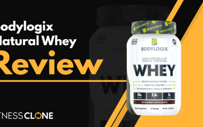Bodylogix Natural Whey Review – Does This Protein Powder Do What It Claims?