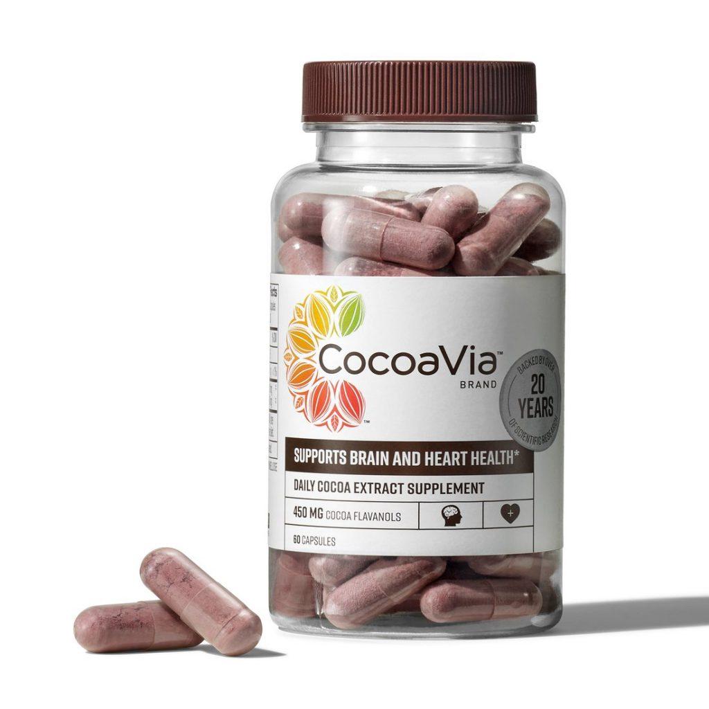 CocoaVia Bottle