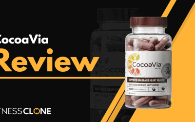 CocoaVia Review – A Look At Their Cocoa Flavanol Capsules