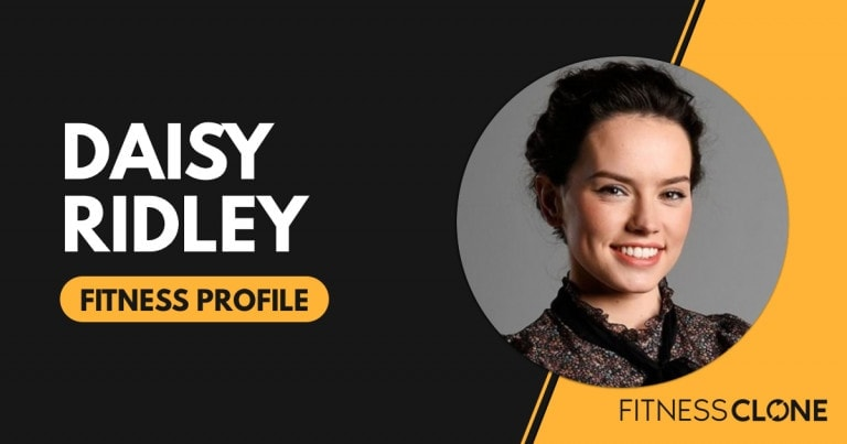 Daisy Ridley Workout and Diet