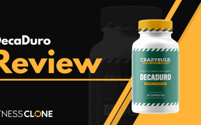 DecaDuro Review – Is This CrazyBulk Supplement Worth The Cost?
