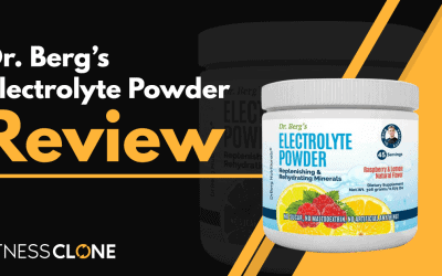 Dr. Berg's Electrolyte Powder Review – A Natural Source Of Hydration