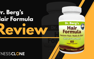 Dr. Berg's Hair Formula Review – Can This Supplement Restore Your Hair Health?