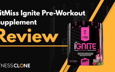 FitMiss Ignite Pre-Workout Supplement Review