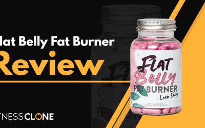 Flat Belly Fat Burner Review – Is This Fat Burner Worth The Price?