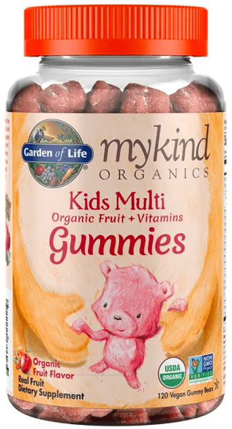 Kid's Multi Gummies, from Garden of Life