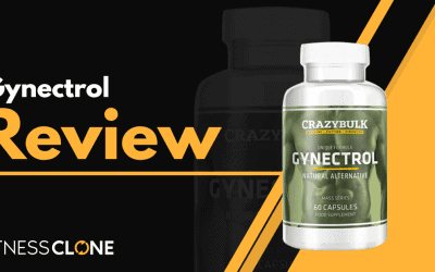 Gynectrol Review – Can This CrazyBulk Supplement Reduce Male Breast Fat?