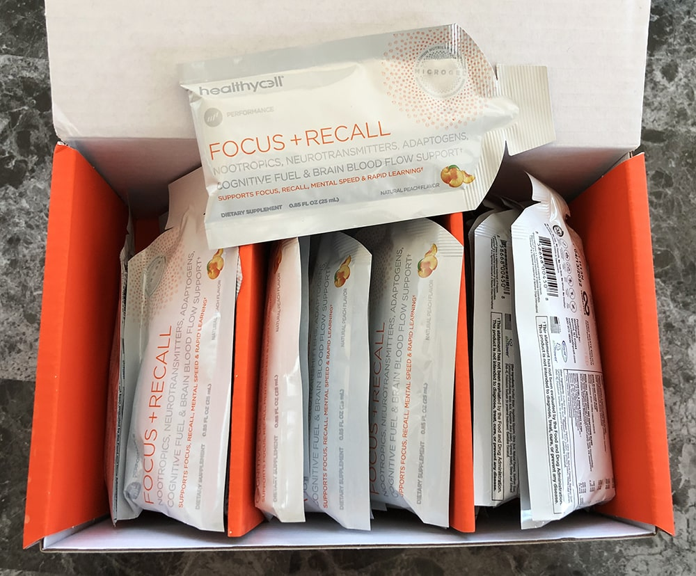 Healthycell Focus and Recall Review