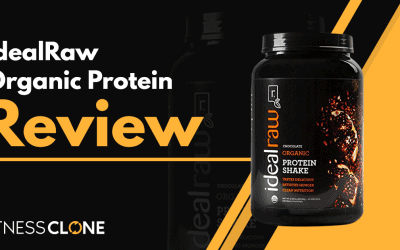 IdealRaw Organic Protein Review – Is This The Right Protein Powder For You?