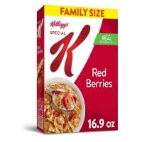 Kellogg's Red Berries cereal
