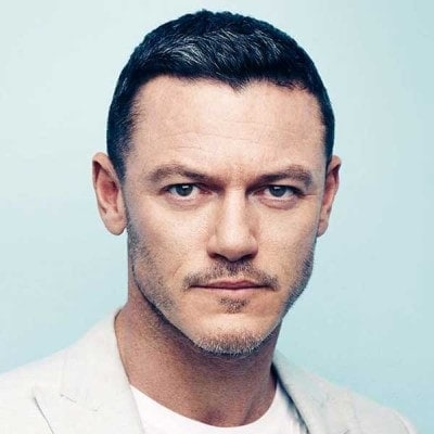 Luke Evans Workout and Diet