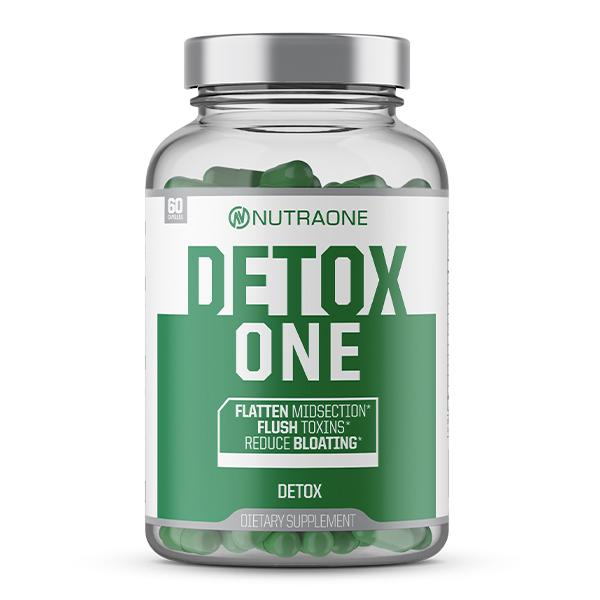 NutraOne DetoxOne Bottle
