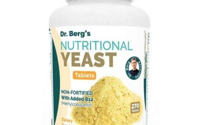 Dr. Berg's Nutritional Yeast Review – Can These Tablets Increase Your Energy?