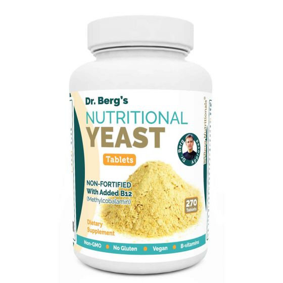 Dr. Berg's Nutritional Yeast