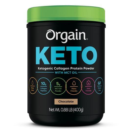 Orgain Keto Bottle