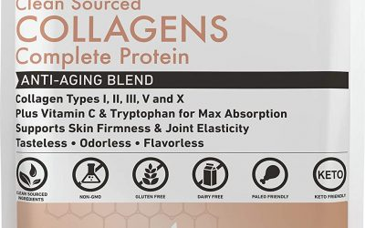 Organixx Collagen Review – How Does This Supplement Rank?