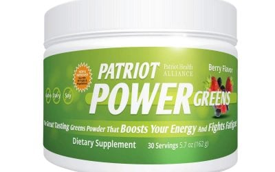 Patriot Power Greens Review – Should You Use This Greens Powder?
