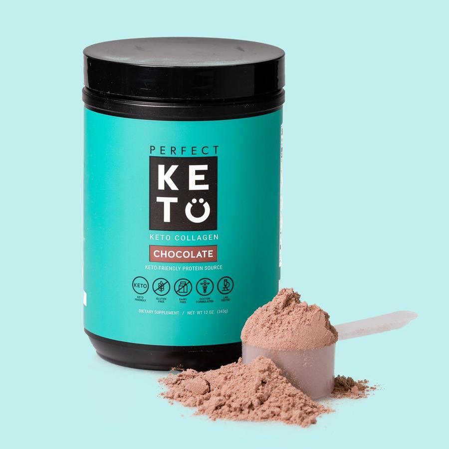 Perfect Keto Collagen Chocolate