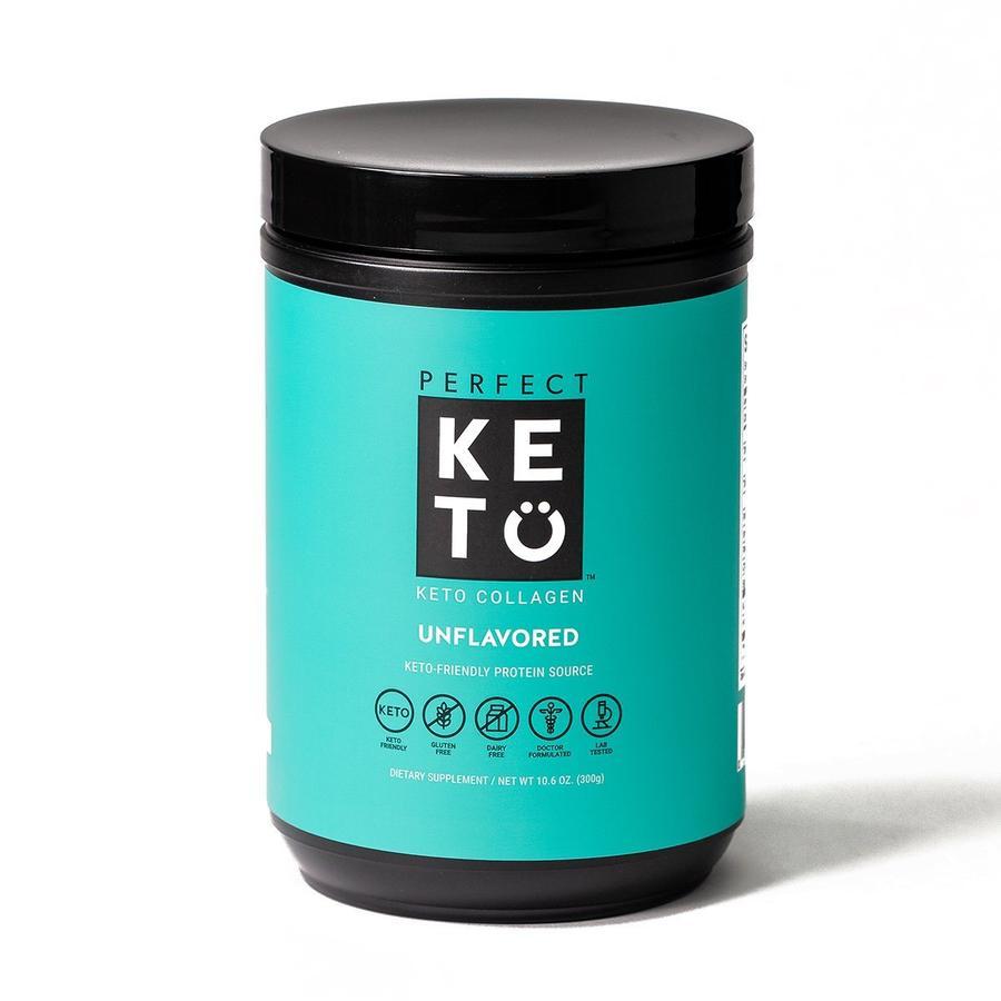 Perfect Keto Collagen Unflavored