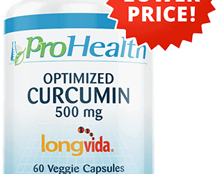 ProHealth Optimized Curcumin Longvida Review – Should You Use This Curcumin Supplement?