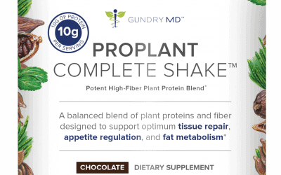 ProPlant Complete Shake Review – Is This Gundry MD Plant Protein Healthy?