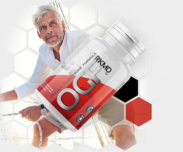 Rob Keller MD Glutathione Product