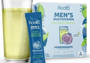 Root'd Multivitamin Drink Mix Review – Can This Drink Mix Support Your Health?