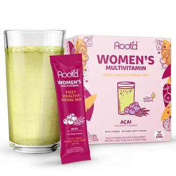 Root'd Women's Multivitamin Drink Mix