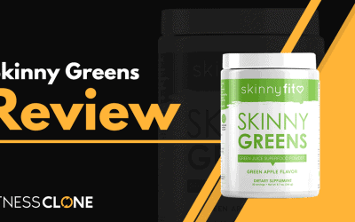 Skinny Greens Review –  Is This SkinnyFit Superfood Powder Worth It?