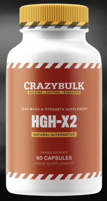 HGH-X2 Bottle