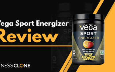 Vega Sport Energizer Review – Can This Pre-Workout Give You The Fuel You Need?